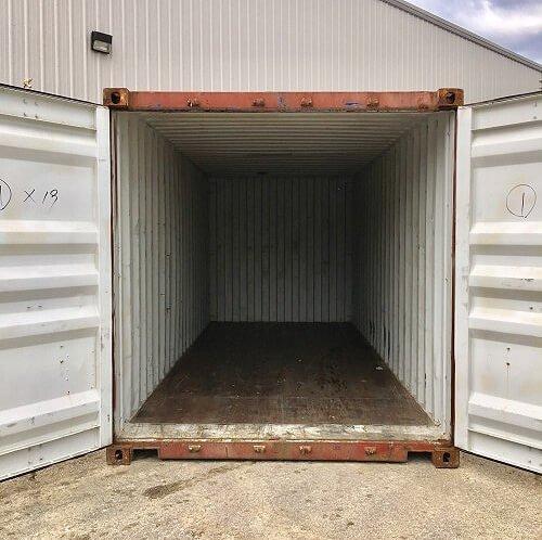 20 Ft Used Storage Container - Mobile Maxx Peoria, Illinois
